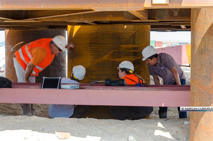 СТП 13699  Специальные вспомогательные сооружения и