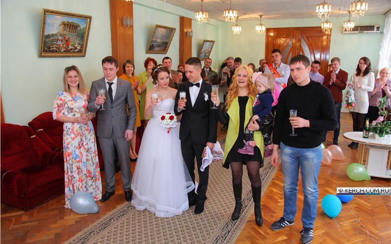 Поздравление молодых в загсе от родителей жениха 25