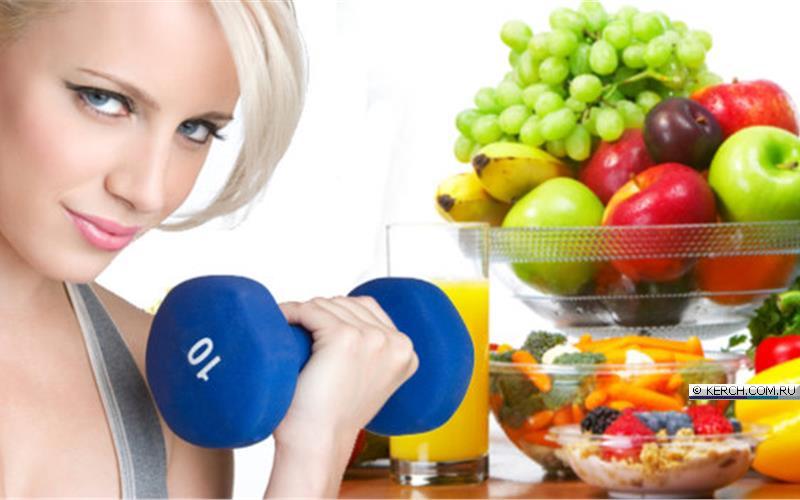 Как похудеть здоровое питание тренировки