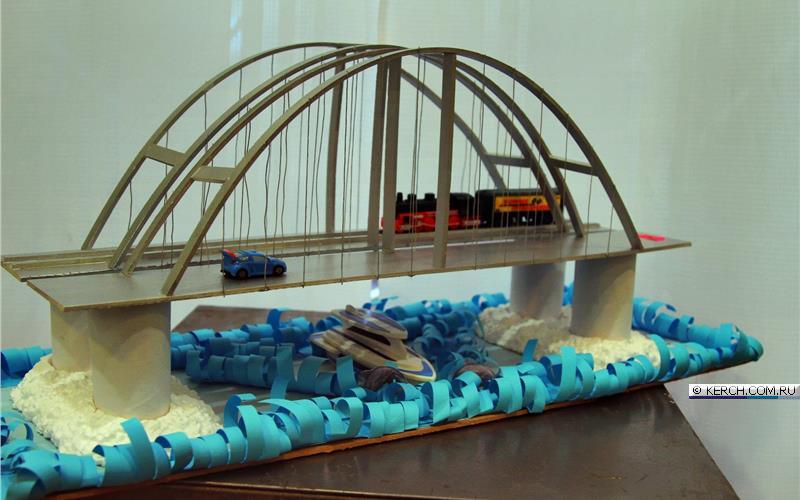 Как сделать крымский мост 694
