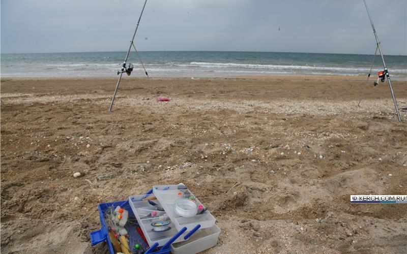 Керчь рыбалка с берега