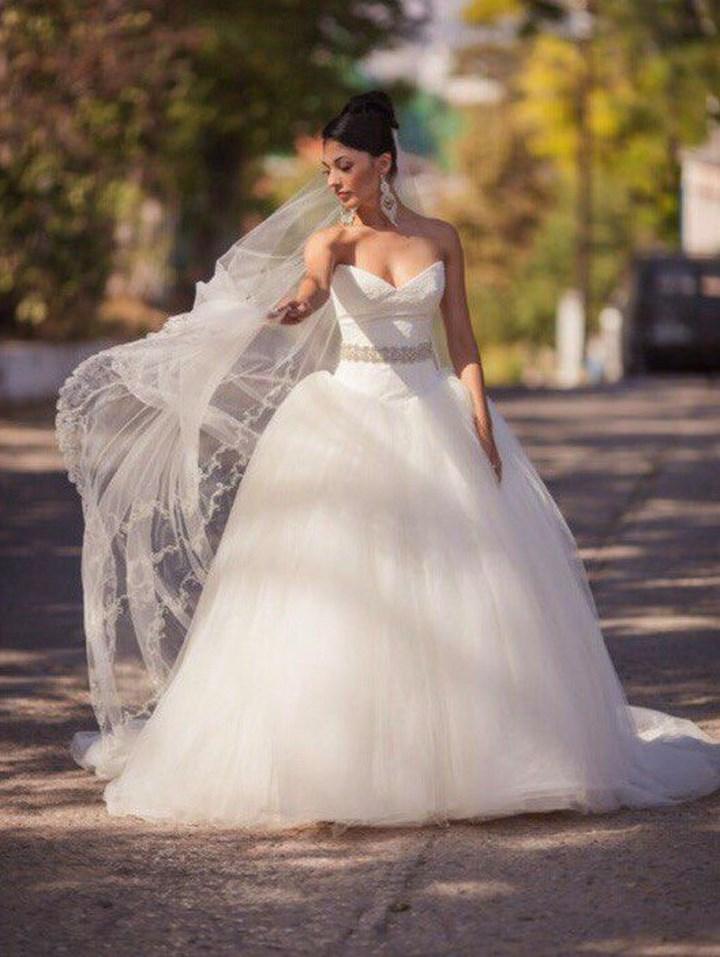 Свадебное платье керчь