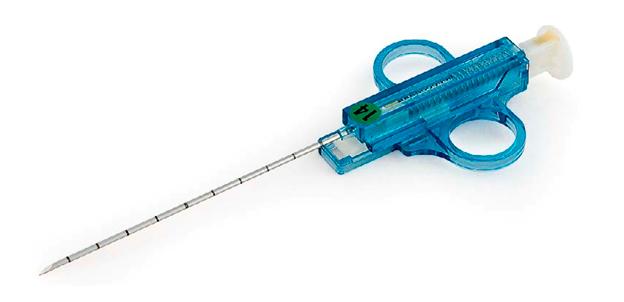 Биопсийный пистолет для биопсии простат