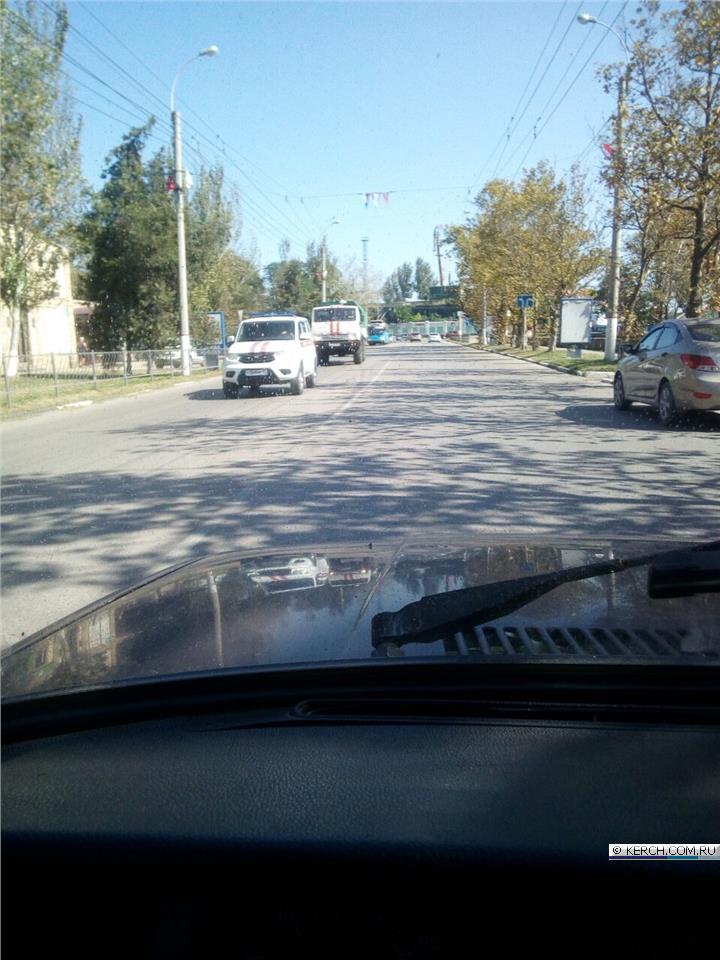 Керчане: в Комсомольском парке нашли взрывоопасные предметы